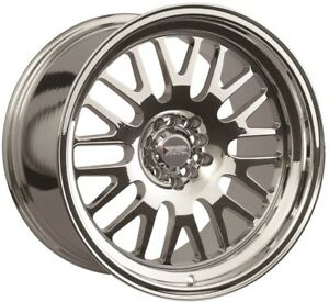 One 19x10 Xxr 531 5x114 3 120 15 Platinum Wheel