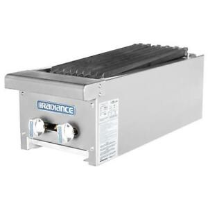 Turbo Air Tarb 12 Radiance 12 Gas Char Broiler Grill