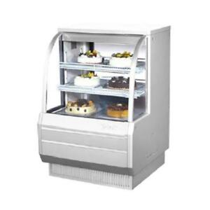 Turbo Air Tcgb 36 dr 36 In Non refrigerated Bakery Case