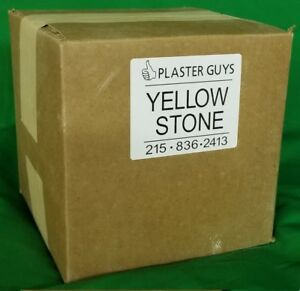 Yellow Buff Dental Stone 25 Lbs 41 Delivered Price