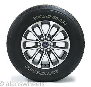 4 New Takeoff Ford F150 Fx4 18 Factory Oem Wheels Rims 275 65 18 Michelin Tires