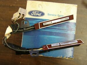 Nos Oem Ford 1979 Steering Wheel Cruise Control Switches Crown Victoria Ltd