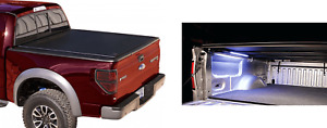 Retrax Electric Tonneau For F 250 Superduty 6 75 Bed Access Battery Led Light