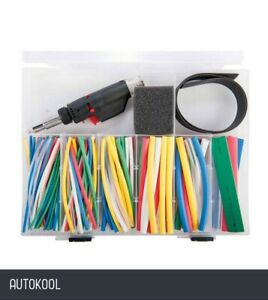Trident Torch With Heat Sink Tubing Set 162pc