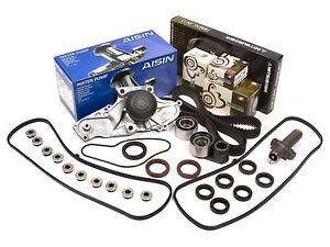 Timing Belt Kit For 2001 2003 Acura Cl Type s 3 2l Sohc Tbk286mhvca 466