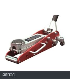 T688112 Trident Aluminium Lightweight Low Entry Race Style Trolley Jack 1 25 Ton