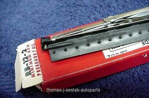 2 Nos 56 62 Corvette Trico Shiny Wiper Blades Rb 12 2 With Dots
