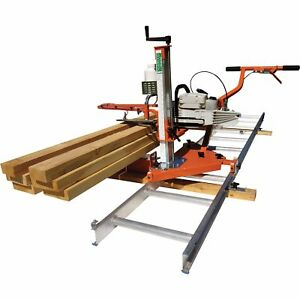 Norwood Portamill Chainsaw Sawmill Model Pm14