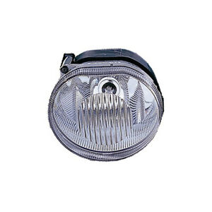 Fog Light Assembly Right For Jeep Liberty 2002 2004 Omix Ada 12407 08