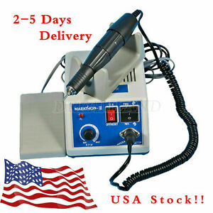 Dental Lab Marathon Electric Micromotor Polishing N3 Unit 35k Rpm Handpiece Sh