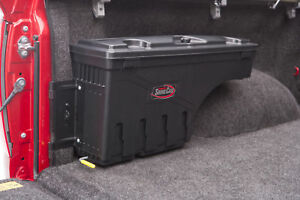 Undercover Driver Left Side Swing Case Storage Box For 2005 2019 Toyota Tacoma