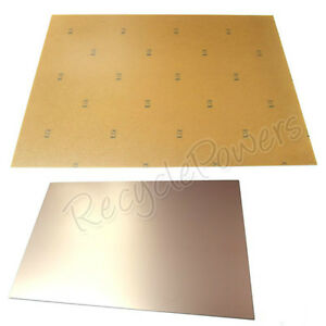 20 Pcs Copper Clad Laminate Circuit Boards Fr4 Pcb 150mm X 200mm Single Sided