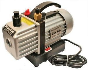 Vacuum Pump Refrigeration Air Conditioning 4 Cfm 2 Stage High Capacity New