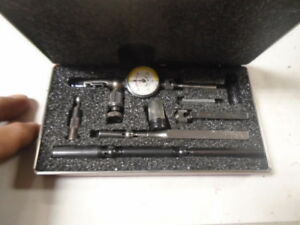 Machinist South Bend Atlas Lathe Tool Mill Starrett Last Word Dial Indicator A