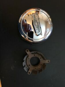 1957 Chevy 150 Horn Cap And Retainer