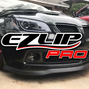 Ez Lip Pro Spoiler Body Kit Air Dam Splitter Protector For Pontiac Saturn Ezlip