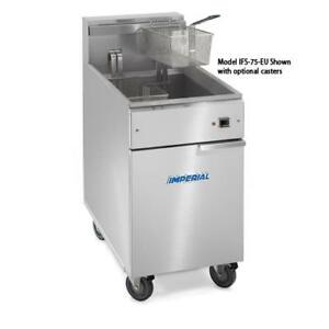 Imperial Ifs 40 eu 40 Lb Tilt up Element Electric Fryer