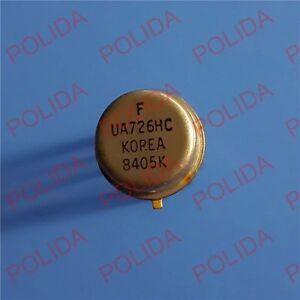 1pcs Controlled Differential Preamplifier Ic Fairchild To 100 Can 10 Ua726hc