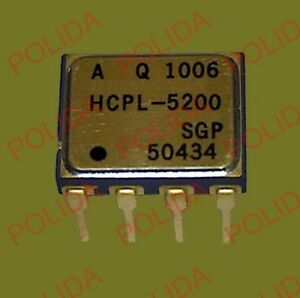 1pcs High Speed Optocoupler Avago agilent hp Cdip 8 Hcpl 5200 200 Hcpl 5200