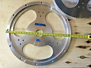 a Drive Pulley Inner 0234742 Aluminum 6061 Fits At20 Pitch Conveyor Belt