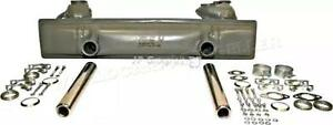 Jp Exhaust System Full Set Rear Fits Vw Beetle Cabrio 113251053l