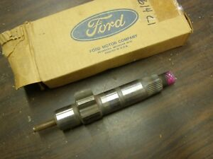 Nos Oem Ford 1973 1976 Torino Thunderbird Cougar Sector Shaft Ltd 1974 1975 1977