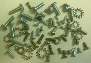 1949 1960 Oldsmobile 88 98 Vent Window Screw Package Set Buick Cadillac