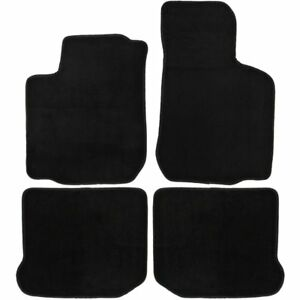 Uaa Custom fit Black Carpet Car Floor Mats Set For Volkswagen Beetle 1998 2010
