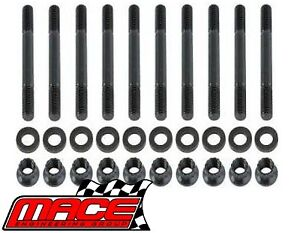 Arp Main Stud Kit For Holden Commodore Vy Ecotec L36 L67 Supercharged 3 8l V6