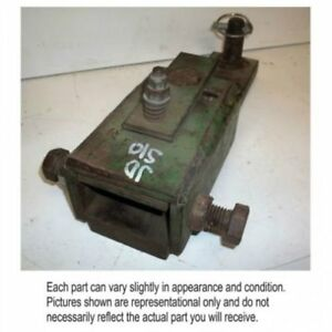 Used Equal Angle Hitch Assembly John Deere 350 410 930 510 920 500 820 720 530