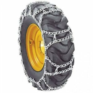 Tractor Tire Chains Duo trac 18 4 X 26 Sold In Pairs