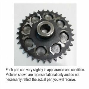 Used Axle Drive Sprocket Front Case 1838 1840 1835c H435243
