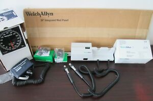 Welch Allyn 34 Integrated Wall Panel 76710 11710 23811 7670 01