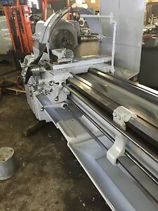 1952 Monarch Lathe 14 Swing 84 Centers