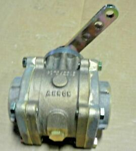 Akron Brass 2 Ball Valve 78200050 Npt All Ends