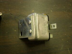 Nos Oem Ford 1960 1963 Thunderbird Convertible Top Relay 1961 1962 T bird