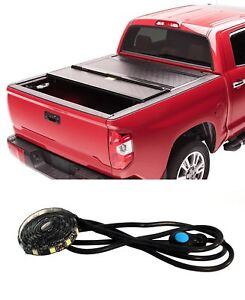 Bak Industries Bakflip G2 Tonneau Race Sport 20 Led Light For Tundra 6 2 Bed