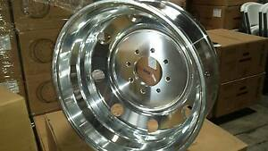 19 5 New Forged Classic Style Dually Wheels 8x6 5 Chevy 3500 Or Dodge Ram Ford