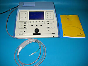 Madsen Zodiac 901 Middle ear Analyzer Tympanometer Hearing Screener