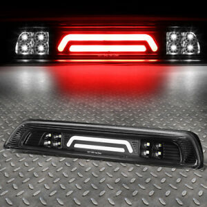 3d Led Bar for 07 18 Toyota Tundra 3rd Third Brake Stop Light cargo Lamp Black