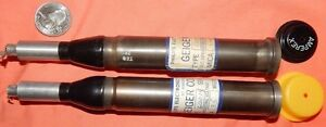 2 Pieces Nos New Type 62019 Geiger Counter Tubes Amperex Philips Vintage Usa