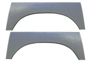 2007 2008 2009 2010 2013 Chevrolet Chevy Silverado Rear Upper Wheel Arch Pair