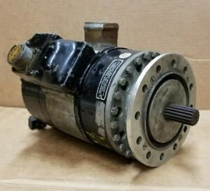 Bendix Aviation Corp Ac Dc Aircraft Generator Nea 4 N0a s 5401 1310 1 b