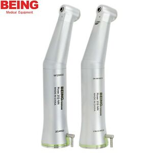 Being Dental 20 1 Fiber Optic Led Implant Contra Angle Surgery Push Handpiece