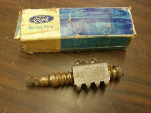 Nos Oem Ford 1965 1972 Truck Pickup Steering Worm Gear 1966 1967 1968 1969 1970