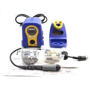 Hakko Fx 888d Digital Thermostatic Soldering Station solder Iron Welder Esd safe