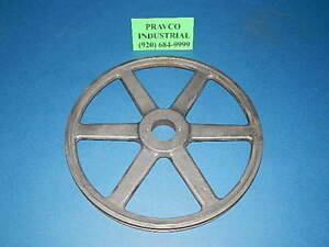 Ak124h Pulley Sheave 12 3 16 12 1875 Outer Diameter