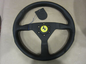 Ferrari 308 288 Gto 328 Momo Steering Wheel Horn Button used