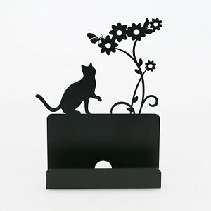 Business Card Holder Stand For Office Coffee Shop Store Organizer Christmas Day