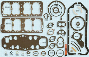 1949 53 Ford Mercury V8 Flathead Engine Gasket Set Big Bore Best Brand Rs536g